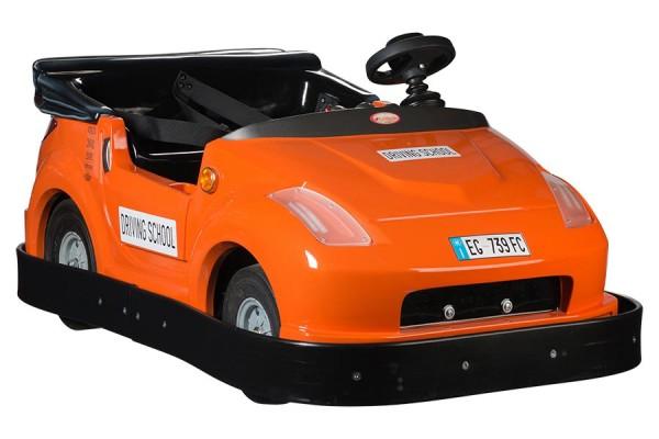 MINI CAR MOD. CABRIO FOR DRIVING SCHOOL 24V GUIDA DESTRA