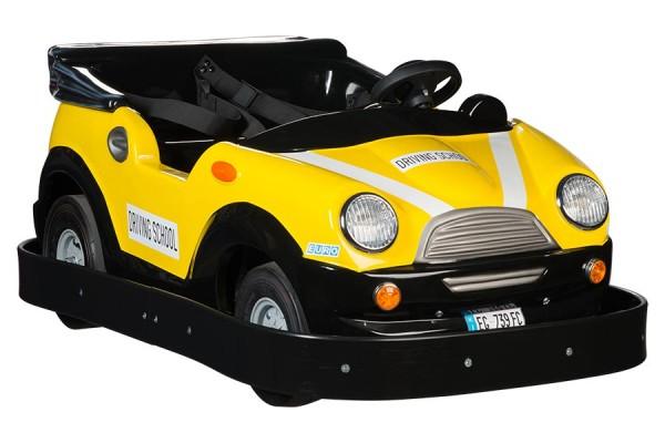 MINI CAR MOD. CABRIO FOR DRIVING SCHOOL 24V