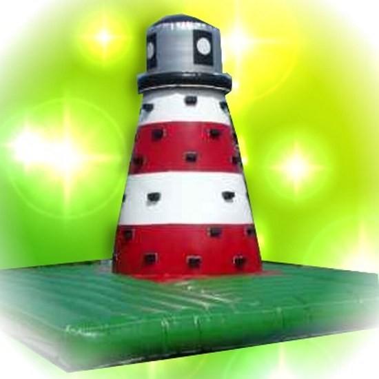 Kletterturm Leuchtturm