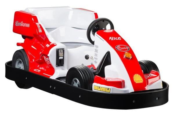 MINI CAR MOD. FORMULA 1 V-MAX
